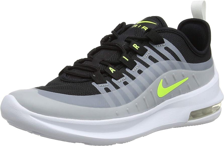 Nike Air MAX Axis (GS), Zapatillas de Running para Mujer, Multicolor (Black/Volt/Wolf Grey/Anthracite 005), 40 EU: Amazon.es: Zapatos y complementos