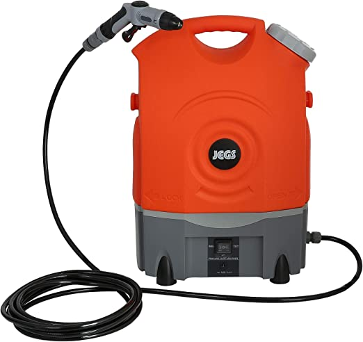 Jegs HT3 12V Portable Washer - Double Features Winner