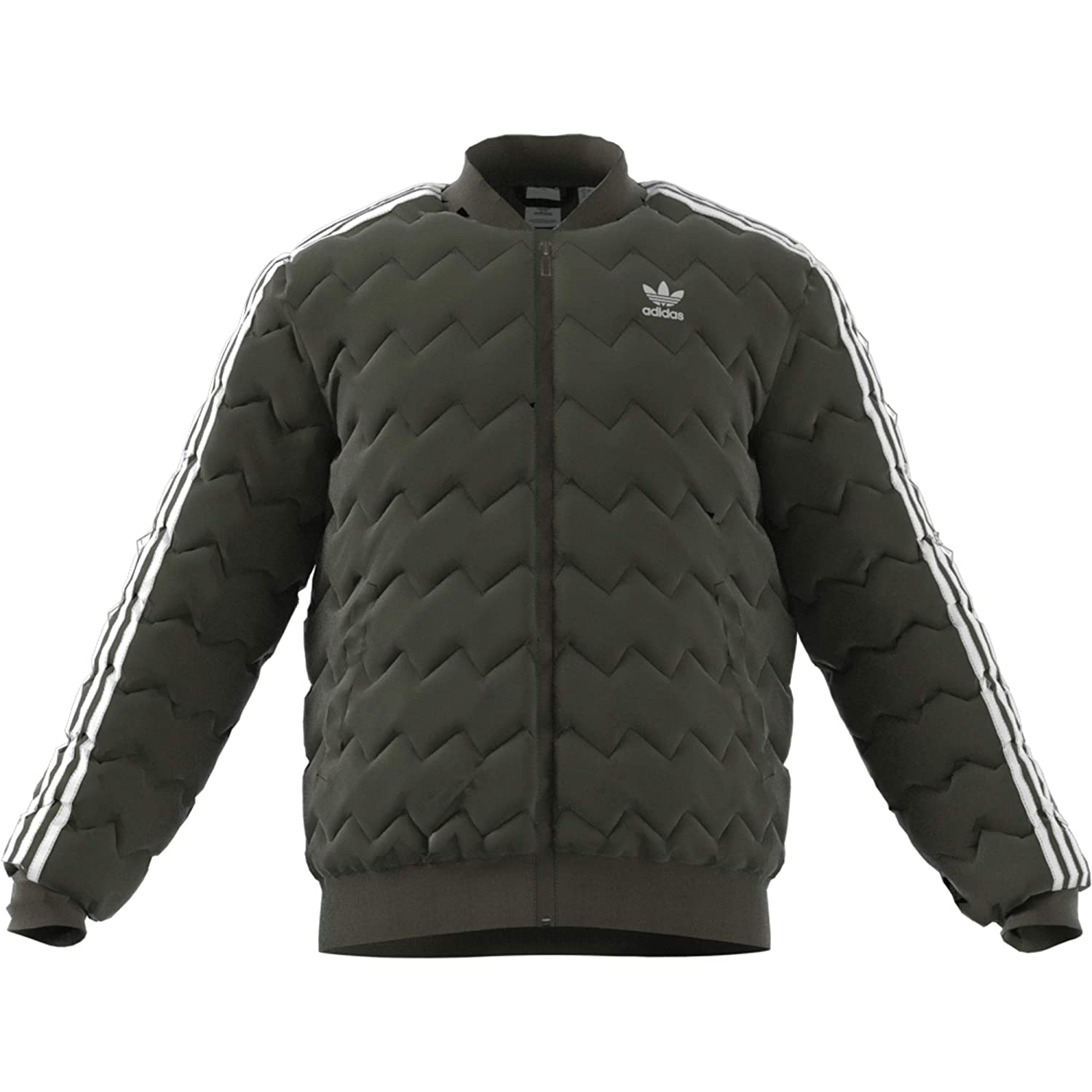 size 40 uk availability authentic quality adidas Herren SST Quilted Jacke