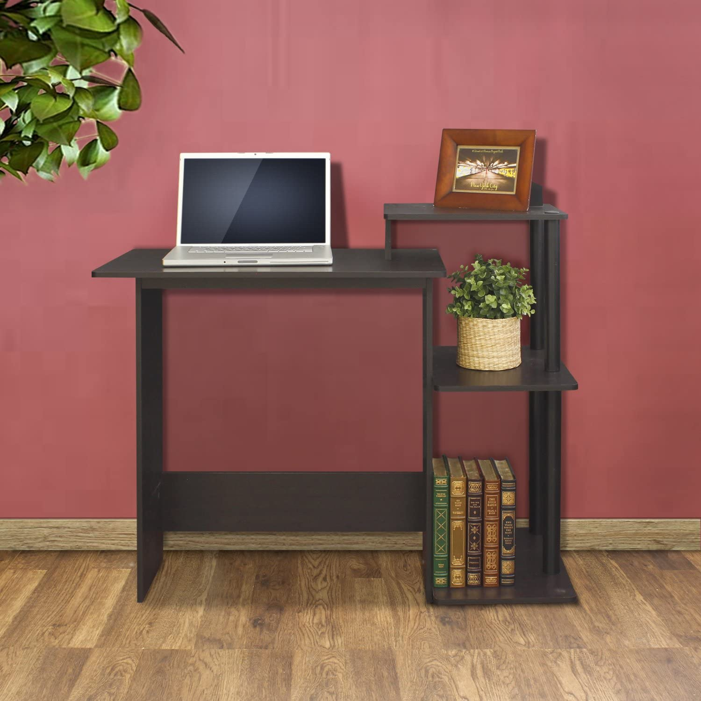 FURINNO Efficient Home Laptop Notebook Computer Desk,