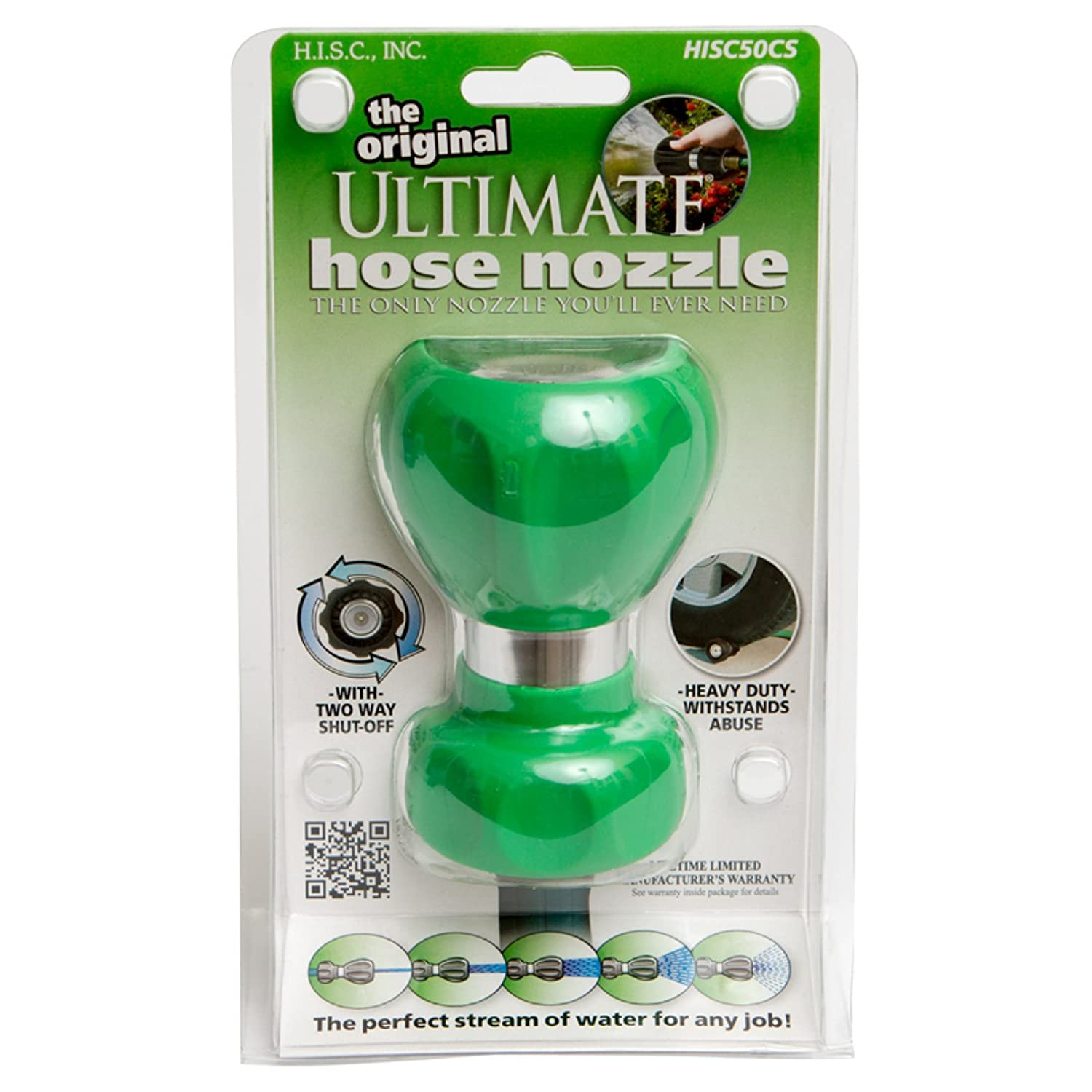 Amazon com: Ultimate Innovations Ultimate Hose Nozzle - Teal