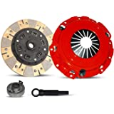 Clutch Kit Works With Mitsubishi Eclipse Spyder Gs Se Hatchback Convertible 2006-2012 2.4L