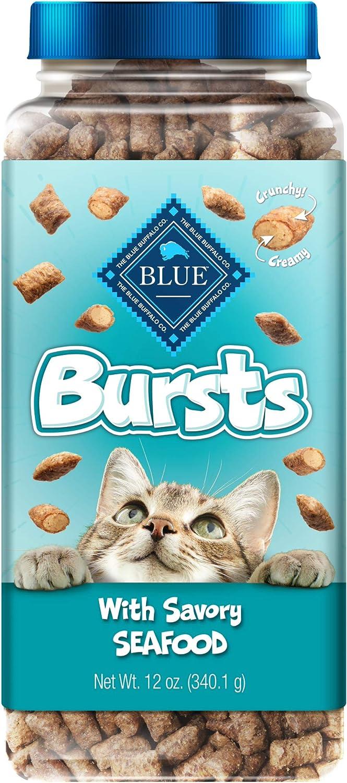 Blue Buffalo Blue Buffalo Bursts Crunchy Cat Treats