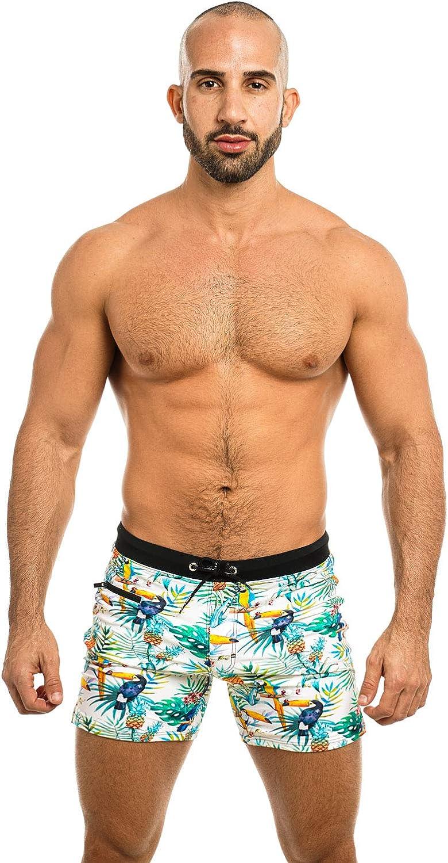 Taddlee Swimwear Men Swimsuits Swimming Briefs Trunks Bathing Suits Board Shorts