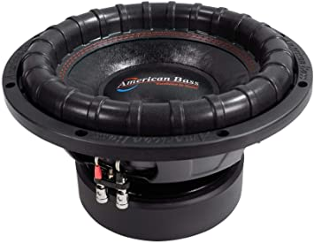 American Bass XFL1244 Competition Subwoofer