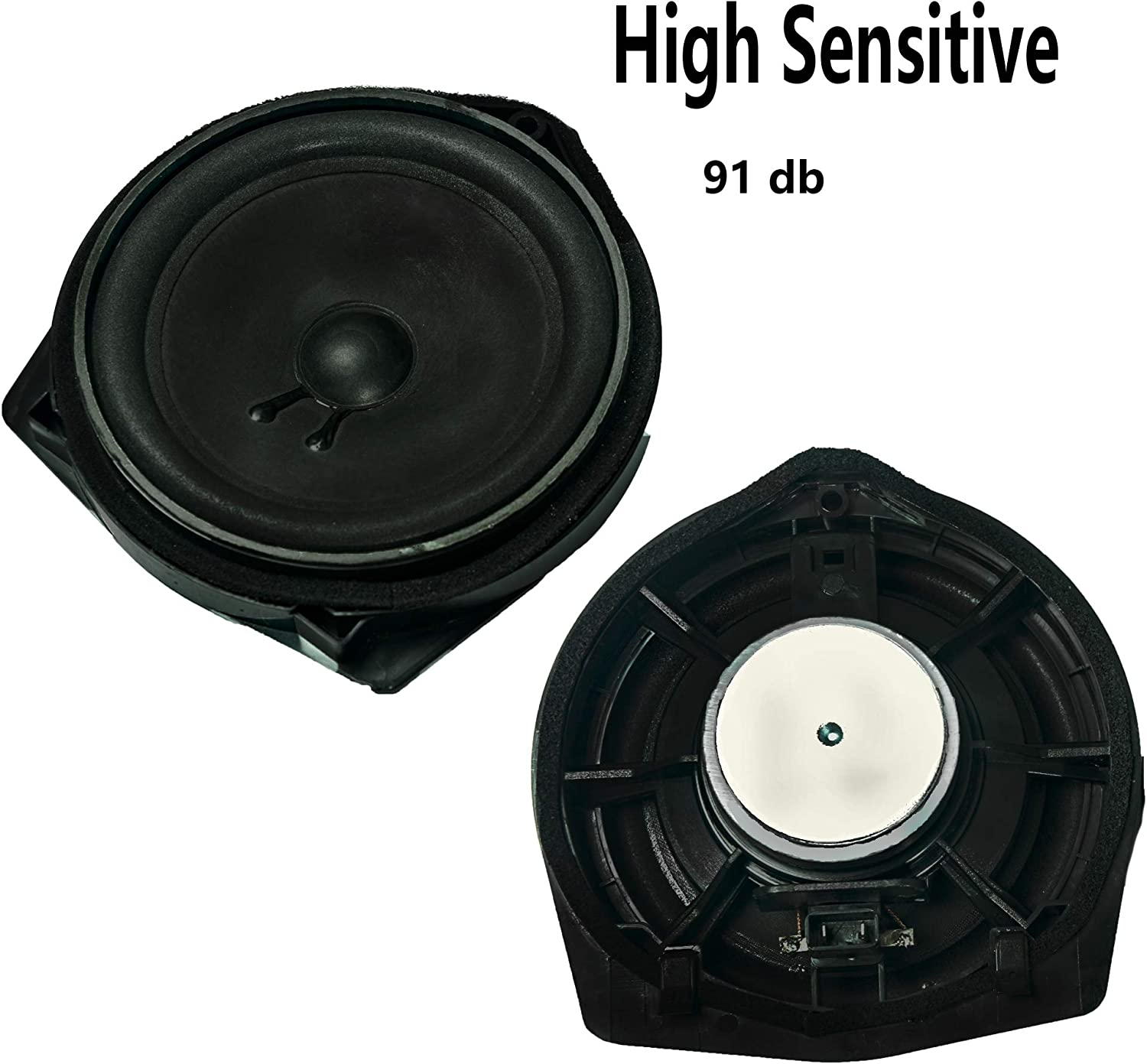 Speaker Compatible with 2008 2009 2010 2011 2012 2013 2014 2015 2016 2017 2018 2019 2020 Honda Civic Accord CRV Odyssey