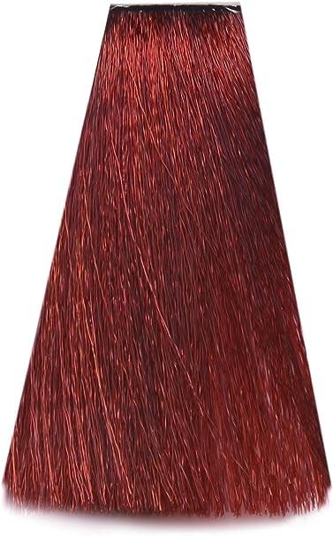 Arual Tinte Nº 6.66 Rubio Oscuro Rojo Intenso 1 Unidad 80 g