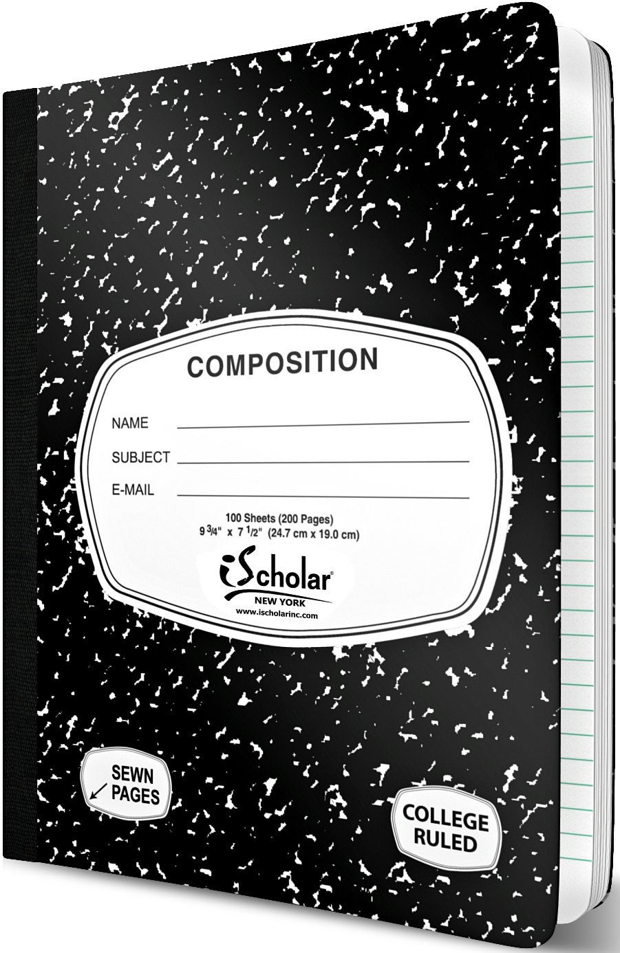 iScholar Composition Composition Composition College 7 5 Inches 10201 80f66c
