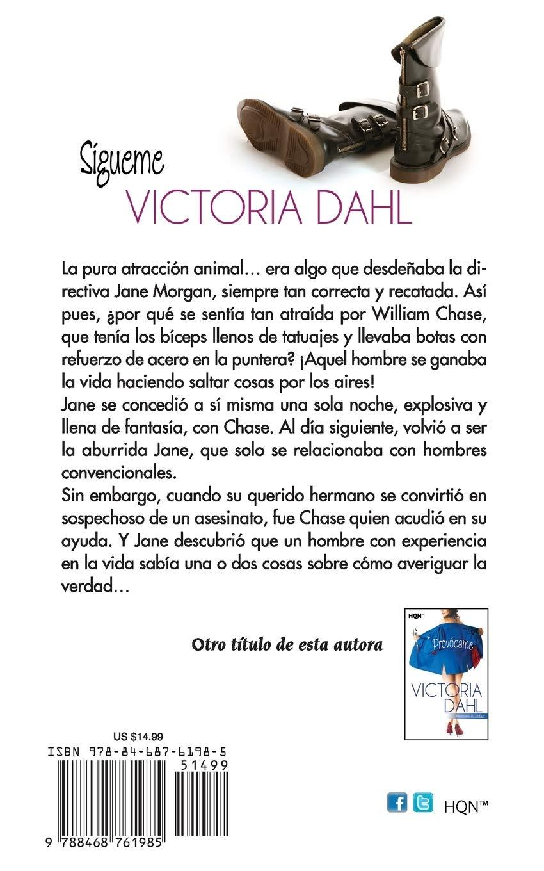 Sígueme (HQN): Amazon.es: Dahl, Victoria: Libros
