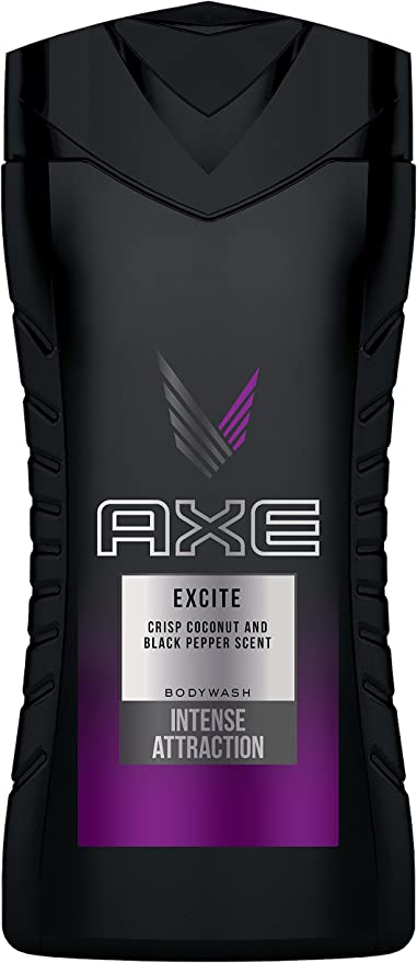 Axe Excite - Gel de ducha, Pack de 6 x 250 ml - Total 1500 ml ...