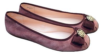 2422f45d287 Amazon.com  Kate Spade New York Fontana Too Ballet Flat Deep Rose  Shoes
