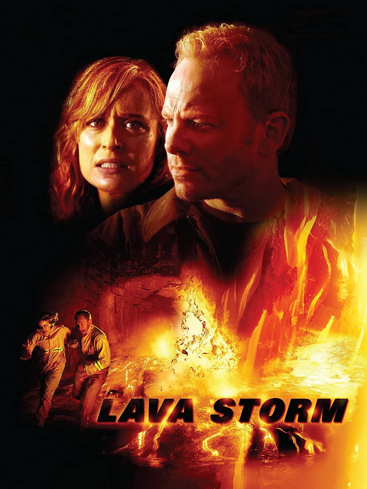 Lava Storm on Amazon Prime Video UK