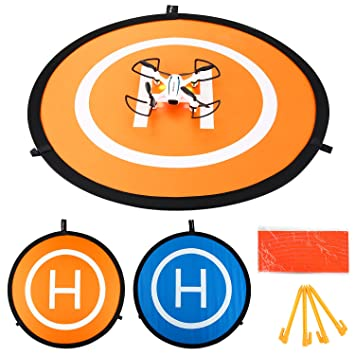 WINGLESCOUT Landing Pad Drone Quadcopter Helipuerto Drone dji ...