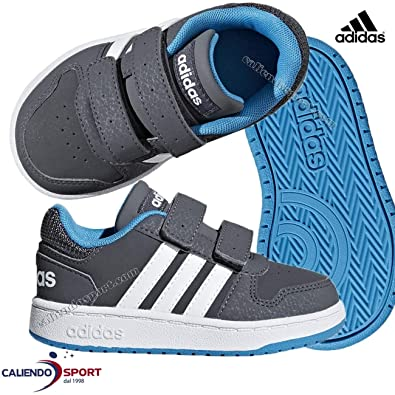 92aef304a15 adidas Boys' Hoops 2.0 CMF I Fitness Shoes: Amazon.co.uk: Shoes & Bags