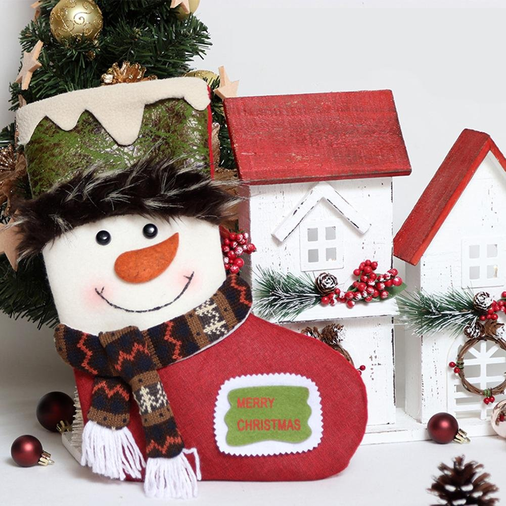 Botas de Navidad para rellenar Niños Navidad Bolsas de ...