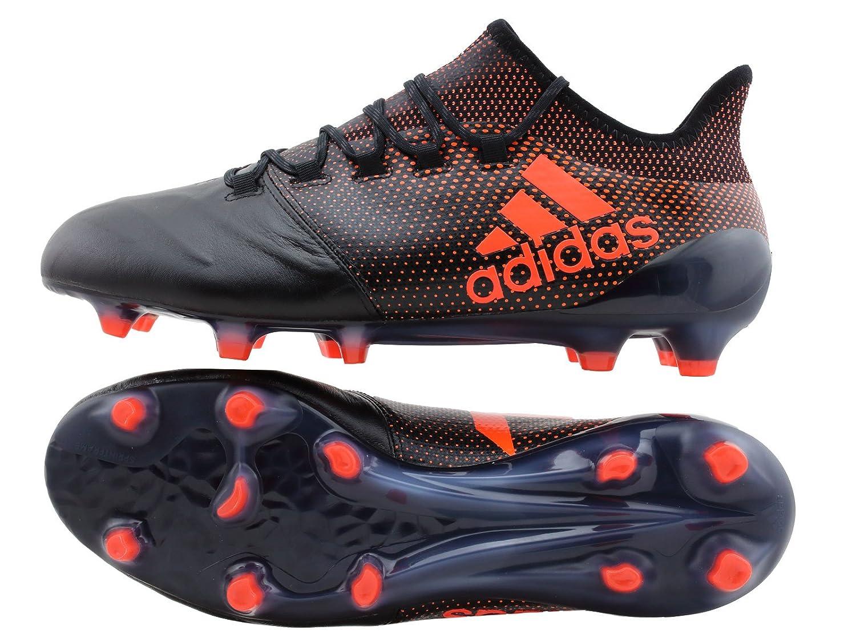 best website 8307e 55b13 adidas x17.1 FG AG Leather Pyro Storm Pack S82307 39 40 41 42 43 44 45 46  47 Camshaft, blackred, UK 11,5  46 23 Amazon.co.uk Sports  Outdoors
