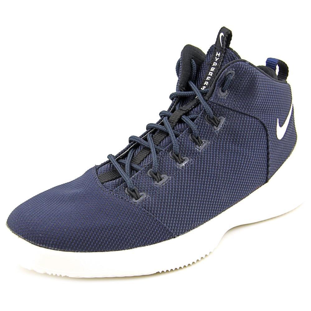 Nike Herren Hyperfr3sh Basketballschuhe schwarz, Größe