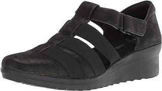 Clarks Womens Caddell Shine Sandals