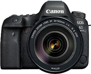 Canon EOS 6D Mark II KIT (EF24-105mm f/4L IS II USM) DSLR Camera