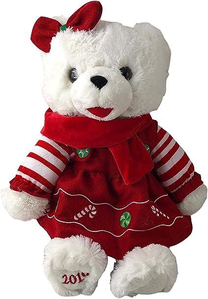 2020 Christmas Bears Amazon.com: Mae Maes Marketing 2019/2020 Easter Snowflake Teddy