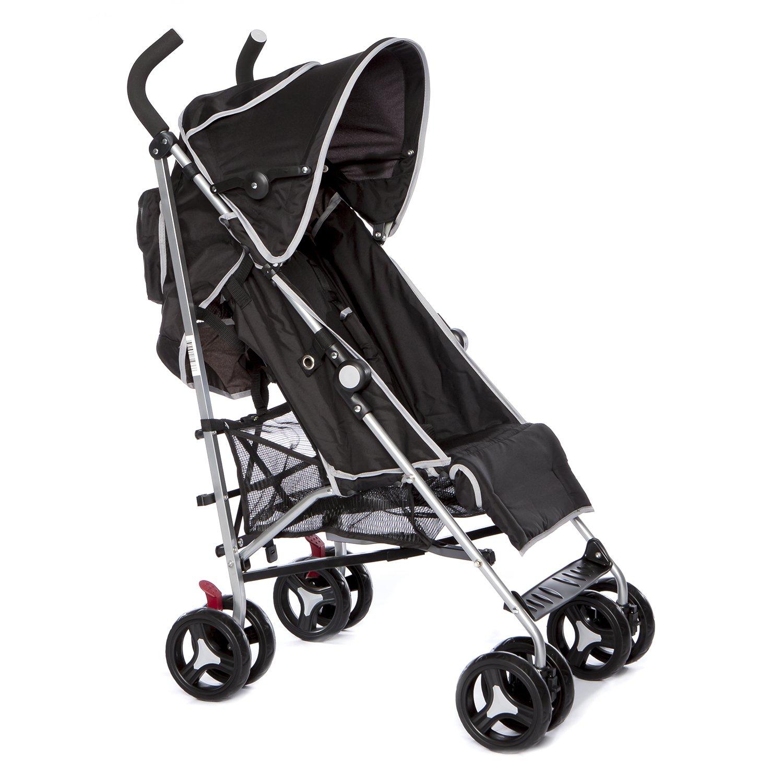 Dream On Me Verona Lightweight Stroller, Black, 13.5 Pound ...