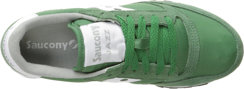 Saucony - Jazz Original - Sneakers Basses- Femme Vert