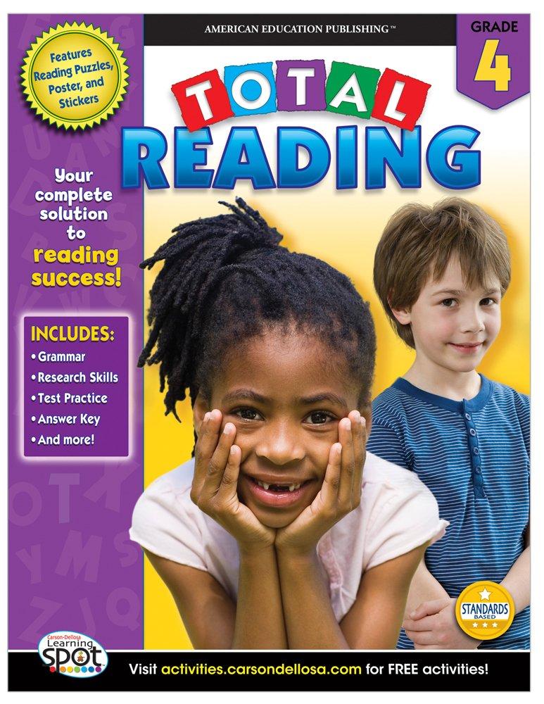 Total Reading, Grade 4 ebook