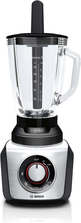 Bosch SilentMixx MMB65G5M - Batidora de vaso, 800W, 2.3 litros ...
