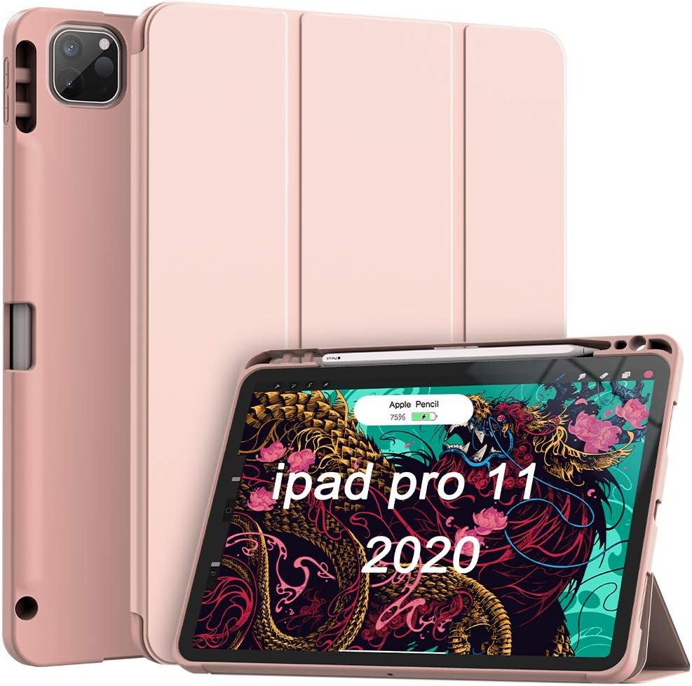 Funda para iPad Pro 11 2020 (A2228/ A2231) & 2018 Rosa