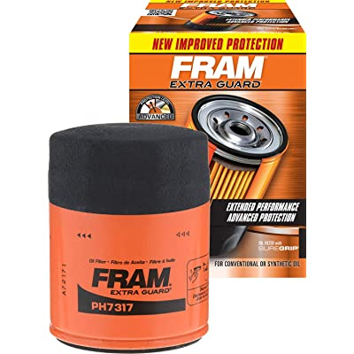 FRAM PH7317 Extra Guard Passenger Car Spin-On Oil Filter: Automotive