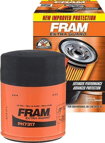 FRAM Extra Guard Car Spin-On Oil Filter