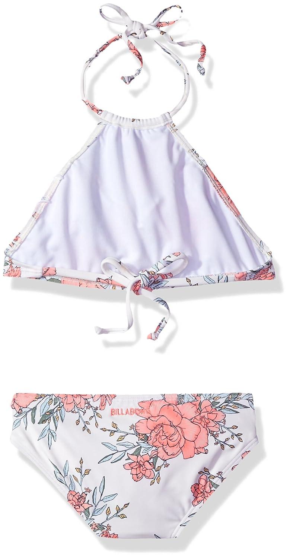 Billabong Girls Girls Nova Floral High Neck Swim Set
