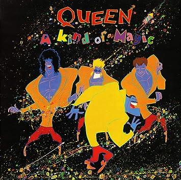 Queen A Kind Of Magic Amazon Com Music