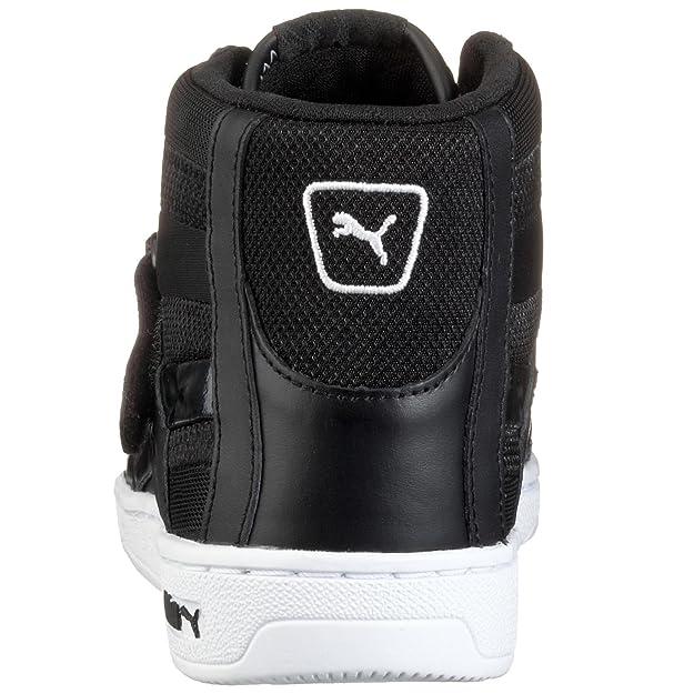 Puma Schuhe The Key Quilt WN/'s 348232 01 Black//White