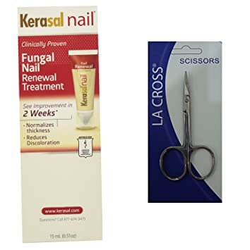 Amazon Com Kerasal Nail Fungal Nail Renewal Treatment 15 Ml Free
