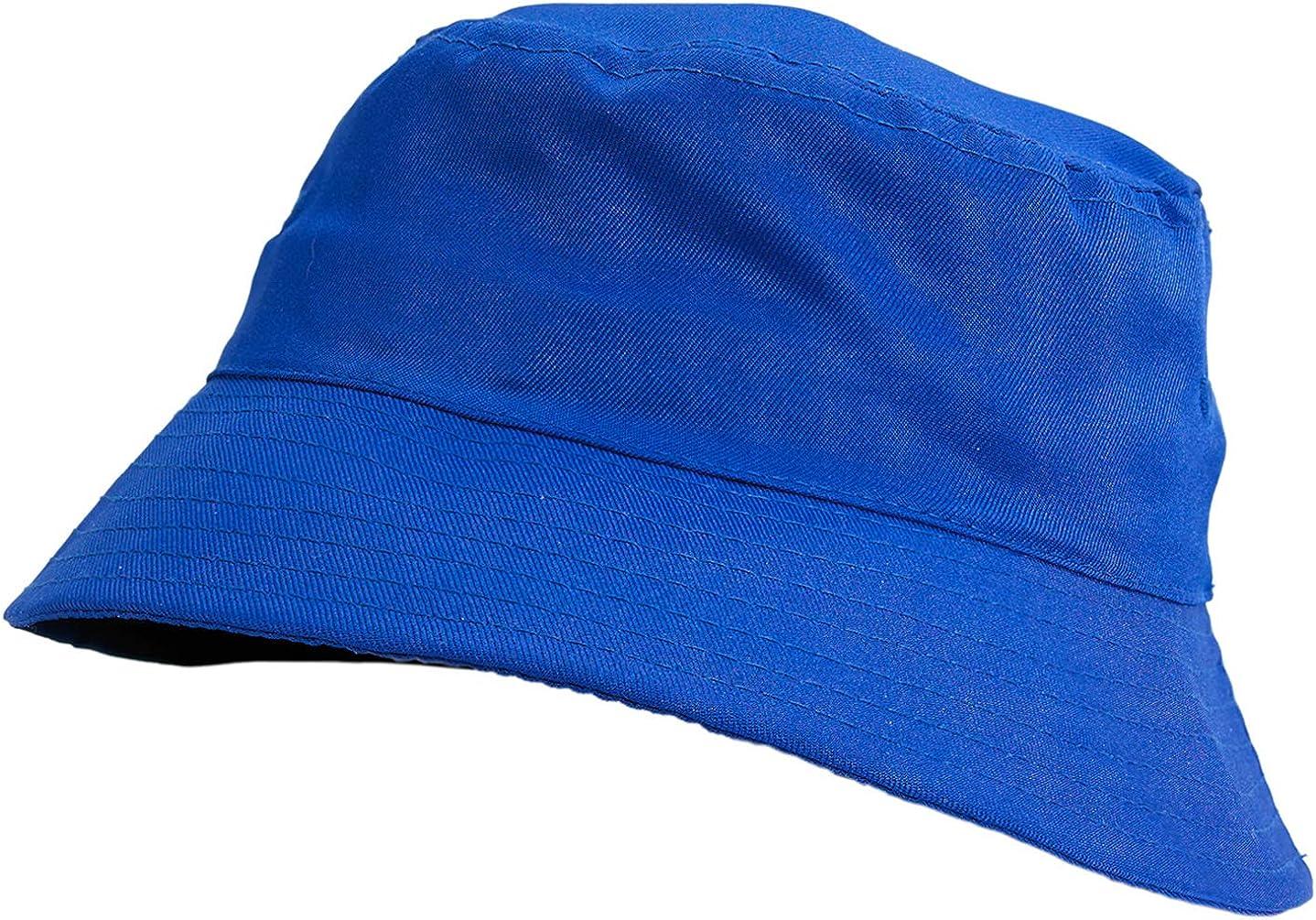 4sold Cappello Pescatore Cotone Cappello da Sole Tempo Libero /é Spiaggia