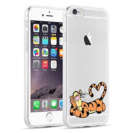 coque iphone 6 disney tigrou