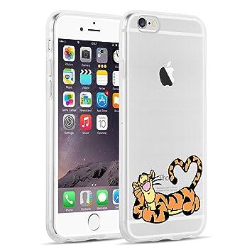 coque iphone 6 plus tigrou