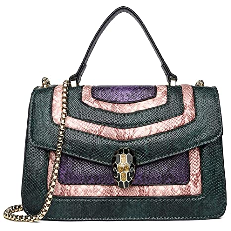 b5333c9117a2 Amazon.com : Onzama Women Fashion Shoulder Bag Ladies Crossbody Bag ...