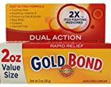 Gold Bond Medicated Anti-Itch Cream, 2-Ounce