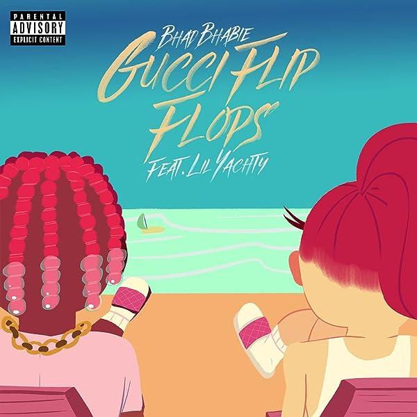 Gucci Flip Flops (feat. Lil Yachty