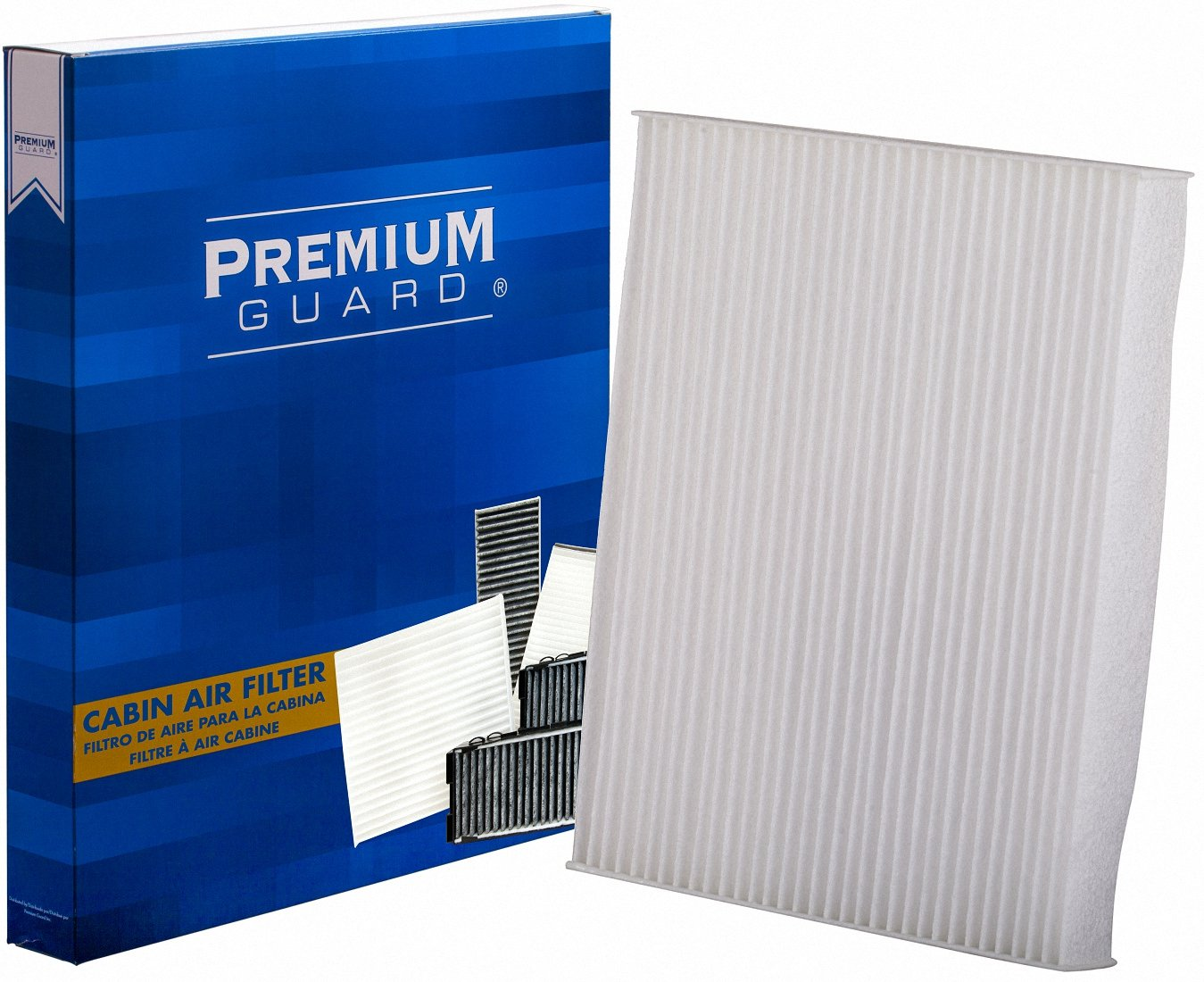 Premium Guard Cabin Air Filter PC99156 | Fits 2014-2018 Kia Soul by Premium Guard
