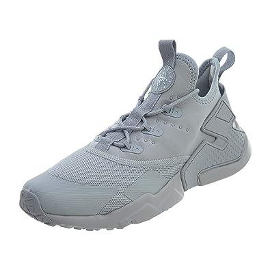 more photos edf28 18291 Nike Youth Huarache Drift GS Textile Wolf Grey White Formateurs 36 EU