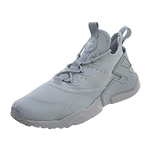the latest 495a0 4d174 Nike Youth Huarache Drift GS Textile Wolf Grey White Trainers 6 UK   Amazon.co.uk  Shoes   Bags