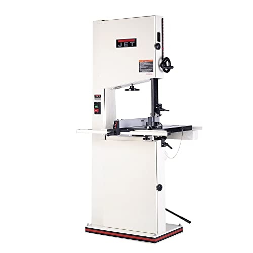 JET 18 1 HP 1-Phase Metal/Wood Vertical Bandsaw