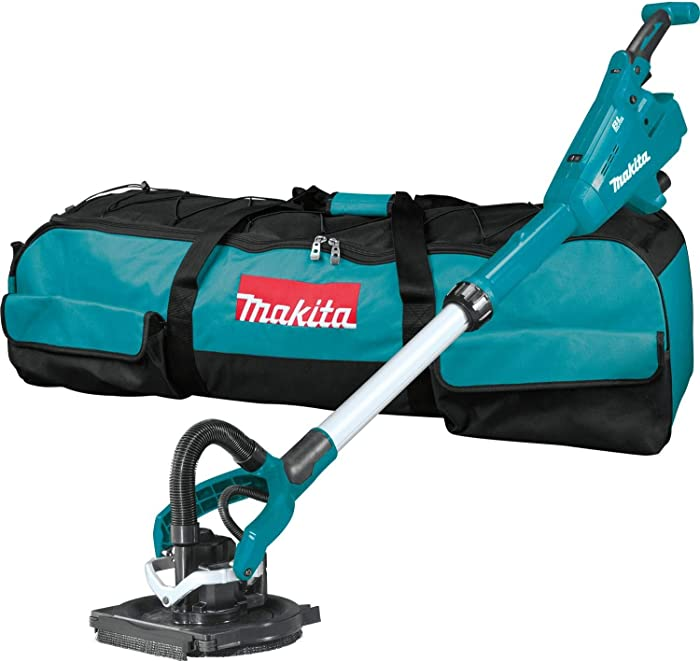 "Makita XLS01Z 18V LXT Lithium-Ion Brushless Cordless 9"" Drywall Sander, AWS Capable, Tool Only"