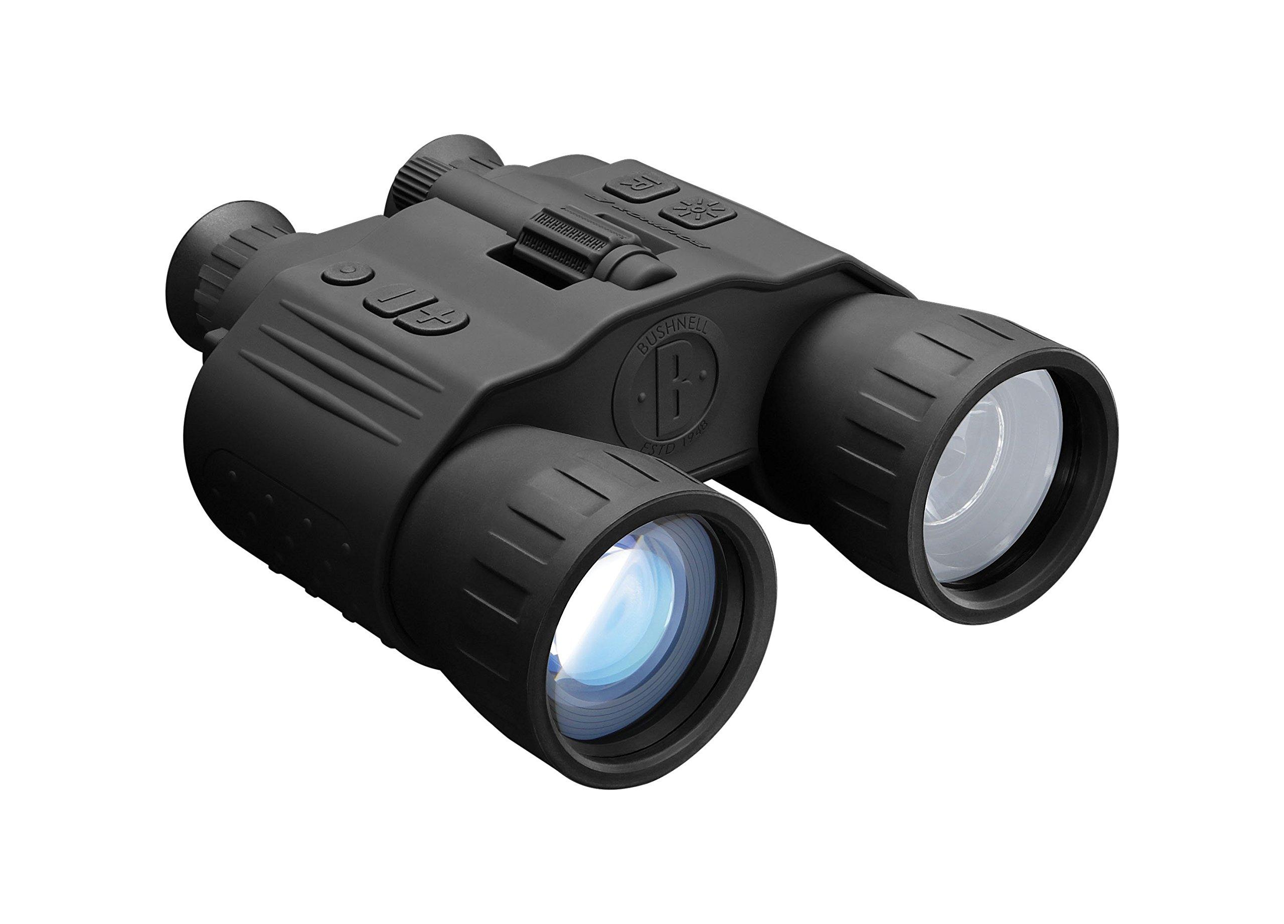 Bushnell 260501 Equinox Series 6L Night Vision Z Digital Binocular Box, 4 X 50, Black by Bushnell