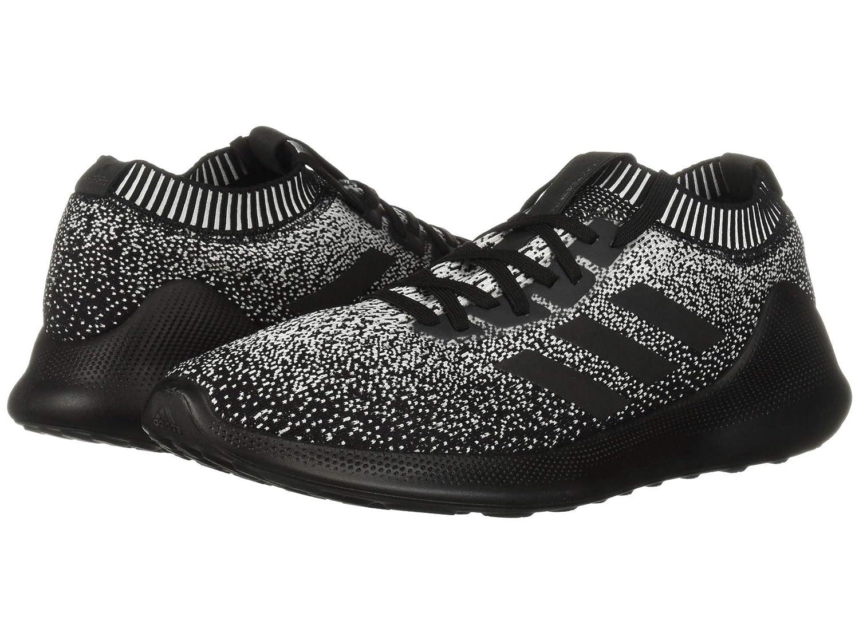 [アディダス] メンズランニングシューズスニーカー靴 pureBounce+ [並行輸入品] B07KWNZZMV ホワイト/ブラック/ブラック 30.0 cm D 30.0 cm D ホワイト/ブラック/ブラック