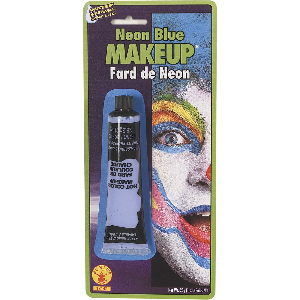 Rubie's Costume Co. Color Cream Makeup-Blue Costume, One Size, Multicolor