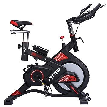 FYTTER - Bicicleta De Spinning Ri-02R: Amazon.es: Deportes y aire ...